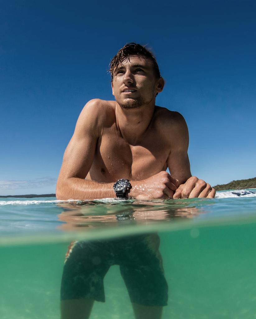Leon Glatzer PROMASTER Aqualand Surfboard